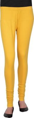 Bellizia Women's Gold Leggings