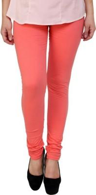 ZURI Women's Orange Leggings