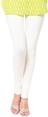 Siddhi Sales Women's White Leggings