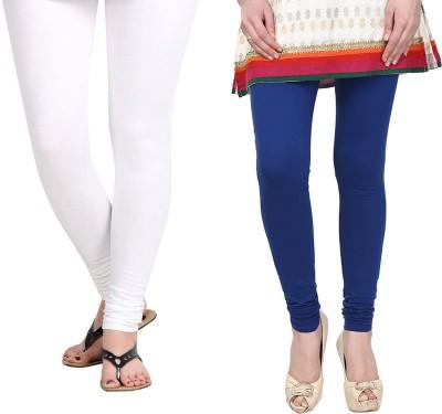 Vastra Buzz Women's Blue, White Leggings