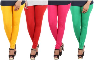 SnowFox Women's Multicolor Leggings