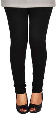 lycra Women's Black Leggings