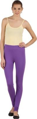Silvio Women's Purple Leggings