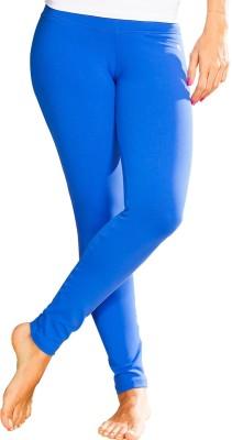 Abee Women's Blue Leggings