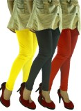 Siyaleggi Women's Black, Red, Yellow Leg...