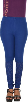 Hina Women's Blue Leggings