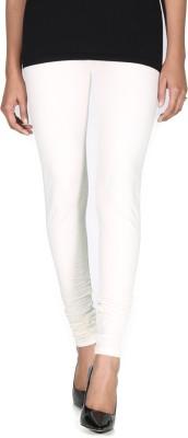 Ally Of Focker Women's White Leggings