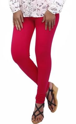 Roopsi Women's Red Leggings