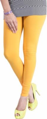 The Pajama Factory Women's Orange Leggings