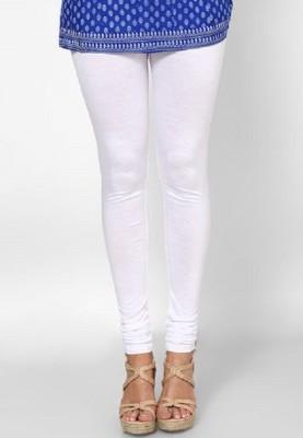 Libaas Women's White Leggings