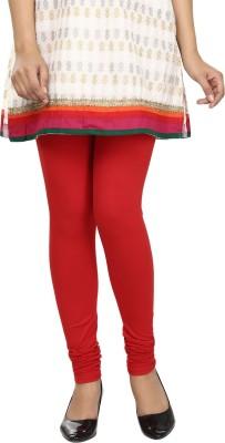 Vastra Buzz Women's Red Leggings