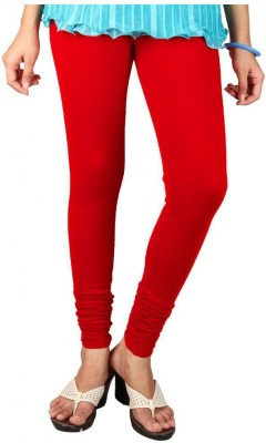 Grind Sapphire Women,s Red Leggings