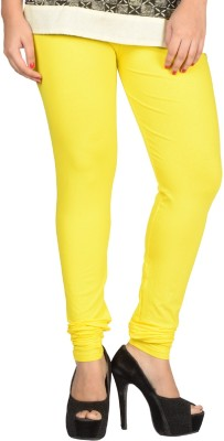 Shayan Export Women's Yellow Leggings
