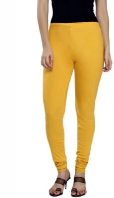 zanna Women's Yellow Leggings