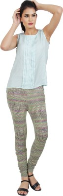 Sananda Fashion Women's Multicolor Jeggings
