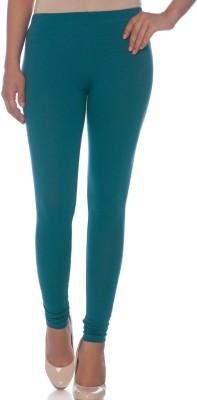 Tejshree Women's Dark Green Leggings