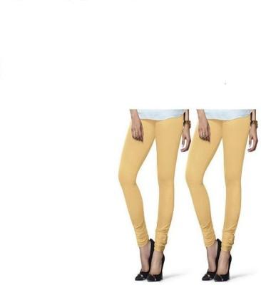 Avito Women's Beige Leggings