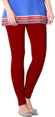 XCL Girl's Red Leggings