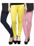 Kjaggs Women's Yellow, Dark Blue, Pink L...