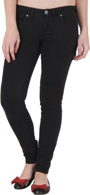 Irene Women's Black Jeggings