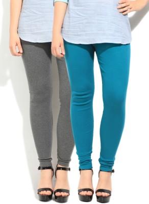 Fort Collins Women's Grey, Green Leggings