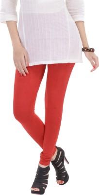 SCJ Women's Red Leggings