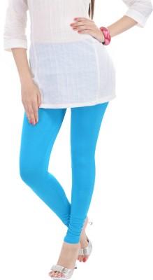SCJ Women's Light Blue Leggings