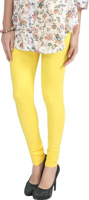 Yogine Women's Yellow Leggings