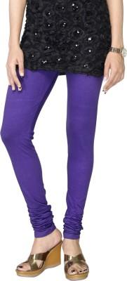 Cynthia Lifestyle Women's Purple Leggings