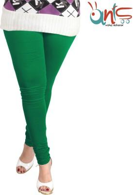 ANTS Women's Dark Green Leggings