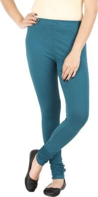 Garudaa Garments Women,s Blue Leggings