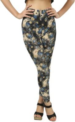 Glam Quotient Women's Multicolor Leggings