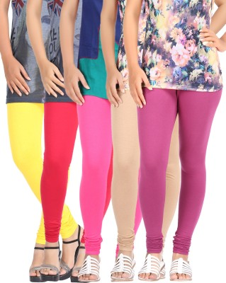Be-Style Women,s Multicolor Leggings