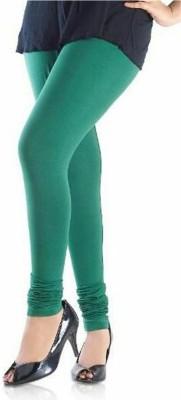 Abee Women's Green Leggings
