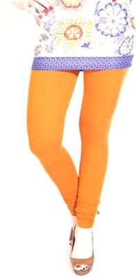Huggers Women's Orange Leggings