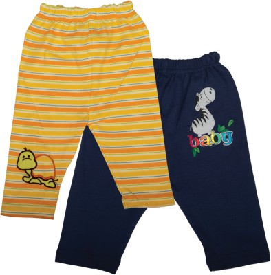 Mee Mee Baby Girl's Yellow, Blue Leggings