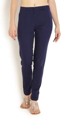Soch Women's Blue Jeggings
