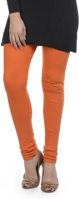Lavennder Women's Orange Leggings