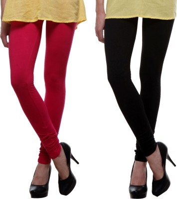 Lysa Collection Women's Green, Yellow Leggings
