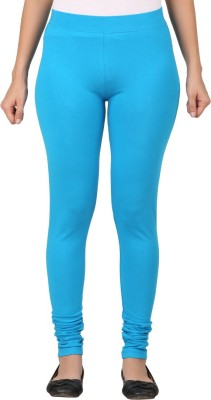 TECOT Women's Light Blue Leggings