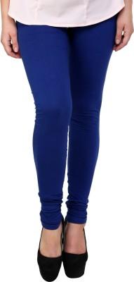 MemSahiba Girl's Dark Blue Leggings