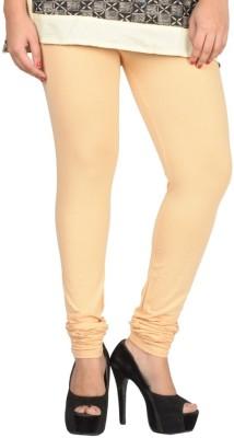 TOP ONE Women's Beige Leggings