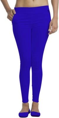 Universal Mart Women's Blue Jeggings