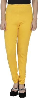 Trendline Women's Yellow Leggings