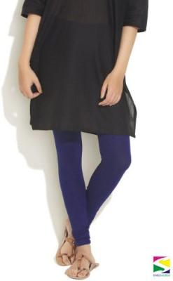 Shilimukh Women's Blue Leggings