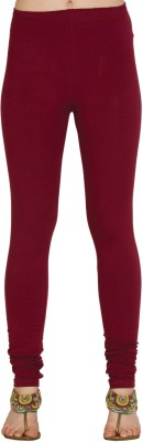 Xora Women's Brown Leggings
