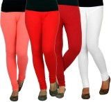 Salsa Women's Multicolor Leggings (Pack ...