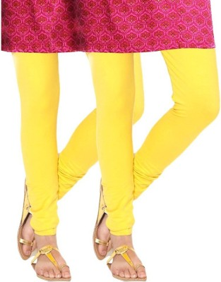 CP Bigbasket Women's Yellow, Yellow Leggings