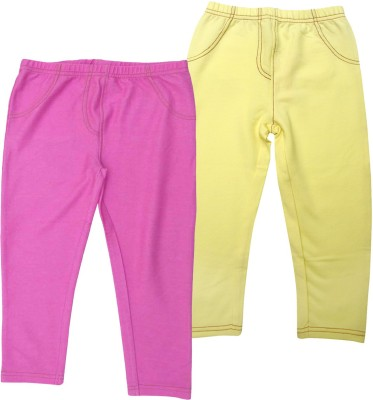 Jus Cubs Jegging For Girls(Multicolor)
