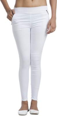 Kyron Women's White Jeggings